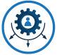 Management control icon