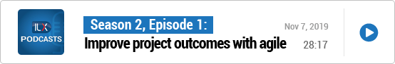 S2E1: How to improve project outcomes with agile
