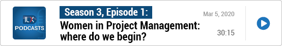 S3E1 Women in Project Management: where do we begin?