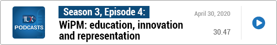 S3E4 Women in Project Management: education, innovation and representation